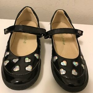 Naturino girl's patent leather Mary Jane shoes